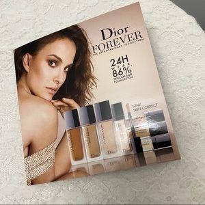Dior Forever 24h Wear Extraordinary Foundation